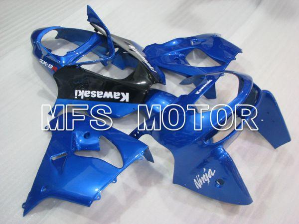 Kawasaki NINJA ZX9R 1998-1999 ABS Fairing - Factory Style - Blue Black - MFS3930