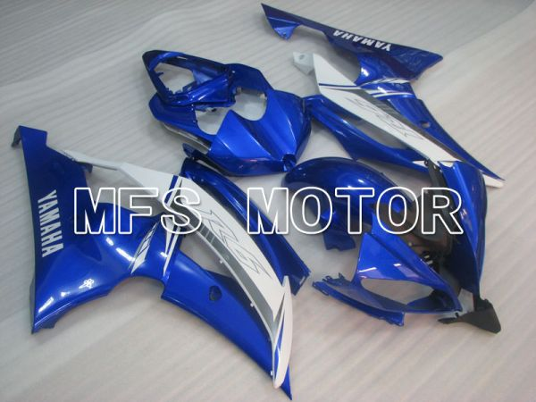 Yamaha YZF-R6 2008-2016 Injection ABS Fairing - Factory Style - Blue White - MFS3933