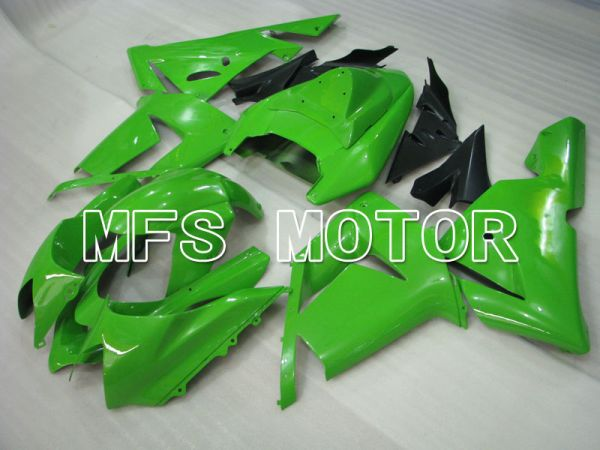Kawasaki NINJA ZX10R 2004-2005 Injection ABS Fairing - Factory Style - Green - MFS3935