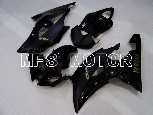 Yamaha YZF-R6 2008-2016 Injection ABS Fairing - Factory Style - Black Matte - MFS3941