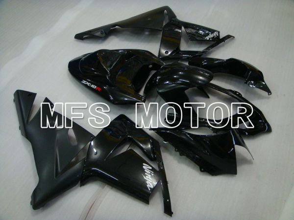 Kawasaki NINJA ZX10R 2004-2005 Injection ABS Fairing - Factory Style - Black - MFS3948