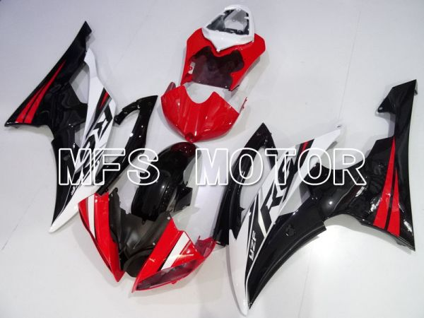 Yamaha YZF-R6 2008-2016 Injection ABS Fairing - Factory Style - Red Black - MFS3950