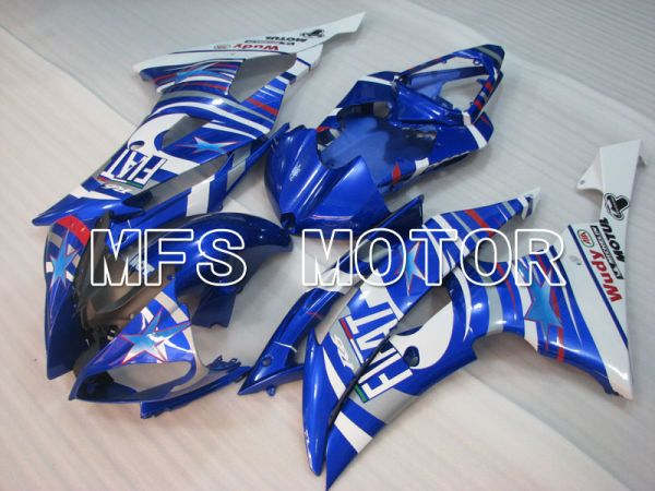 Yamaha YZF-R6 2008-2016 Injection ABS Fairing - FIAT - Blue - MFS3960
