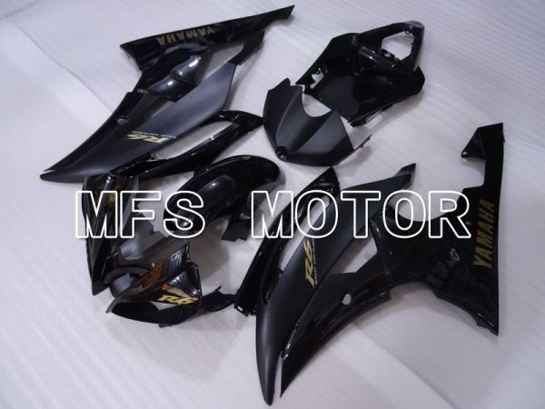 Yamaha YZF-R6 2008-2016 Injection ABS Fairing - Factory Style - Black Matte - MFS3965