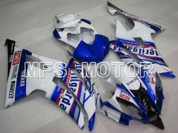 Yamaha YZF-R6 2008-2016 Injection ABS Fairing - Sterilgarda - Blue White - MFS3970
