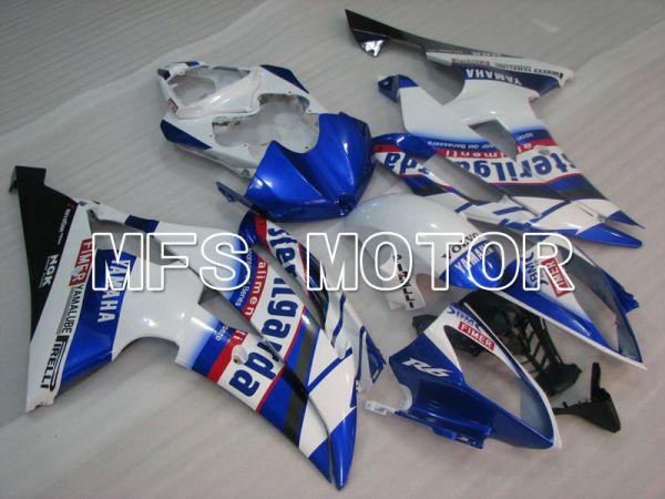 Yamaha YZF-R6 2008-2016 Injection ABS Fairing - Sterilgarda - Blue White - MFS3973