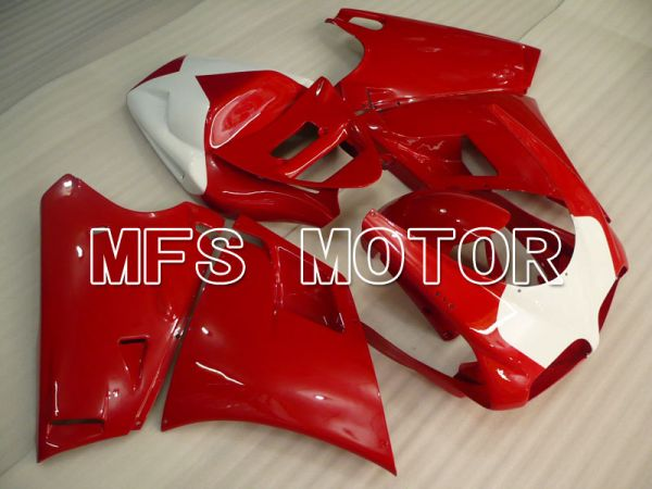 Ducati 916 1994-1998 Injection ABS Fairing - Factory Style - Red - MFS4000