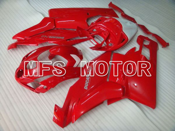 Ducati 749 / 999 2003-2004 Injection ABS Fairing - Factory Style - Red - MFS4007