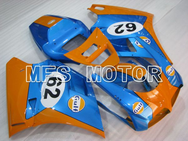 Ducati 916 1994-1998 Injection ABS Fairing - Gulf - Blue Orange - MFS4013