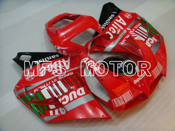 Ducati 916 1994-1998 Injection ABS Fairing - Alice - Red - MFS4021