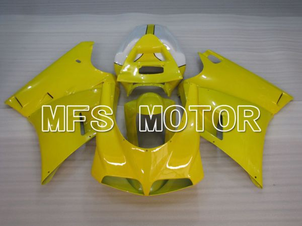 Ducati 916 1994-1998 Injection ABS Fairing - Factory Style - Yellow - MFS4026