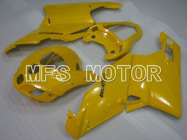 Ducati 749 / 999 2003-2004 Injection ABS Fairing - Factory Style - Yellow - MFS4037