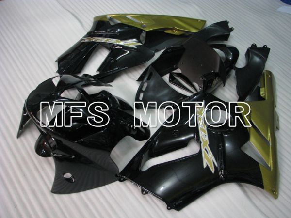 Kawasaki NINJA ZX12R 2002-2005 Injection ABS Fairing - Factory Style - Black - MFS4124