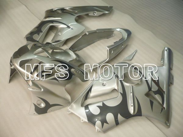 Kawasaki NINJA ZX12R 2002-2005 Injection ABS Fairing - Others - Silver Gray - MFS4133