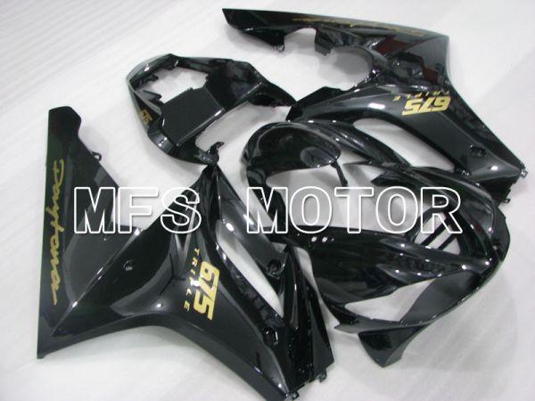 Triumph Daytona 675 2006-2008 Injection ABS Fairing - Factory Style - Black - MFS4194
