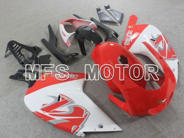 Aprilia RS125 2000-2005 ABS Fairing - Others - Red White - MFS4202