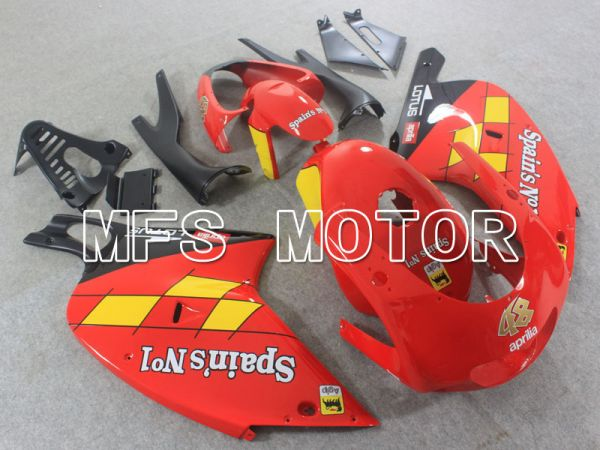Aprilia RS125 2000-2005 ABS Fairing - Others - Red - MFS4204