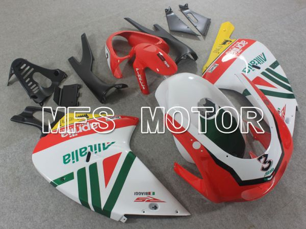 Aprilia RS125 2000-2005 ABS Fairing - Others - Red White - MFS4206
