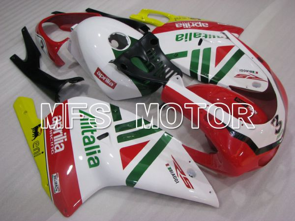 Aprilia RS125 2000-2005 ABS Fairing - Others - Red White - MFS4209