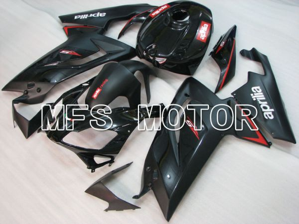 Aprilia RS125 2006-2011 Injection ABS Fairing - Factory Style - Black - MFS4219