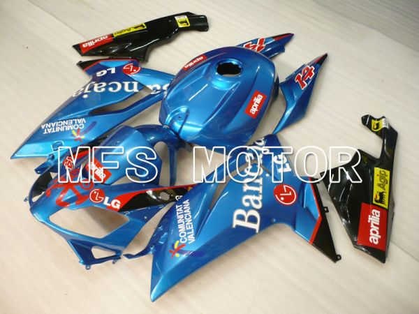Aprilia RS125 2006-2011 Injection ABS Fairing - Others - Black Blue - MFS4222
