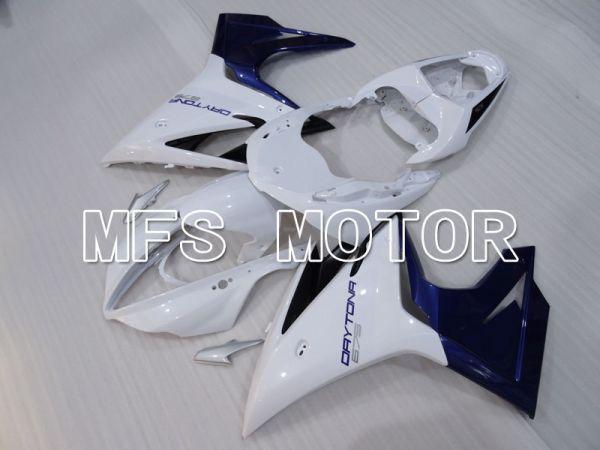 Triumph Daytona 675 2013-2014  Injection ABS Fairing - Factory Style - White - MFS4229