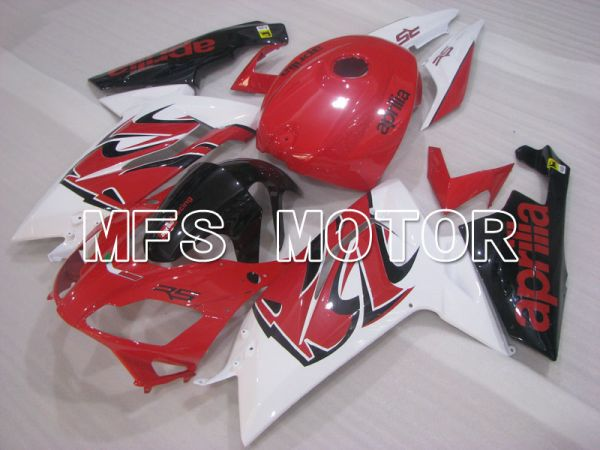 Aprilia RS125 2006-2011 Injection ABS Fairing - Others - Red White - MFS4238