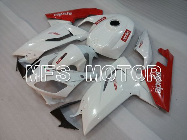 Aprilia RS125 2006-2011 Injection ABS Fairing - Factory Style - Red White - MFS4240