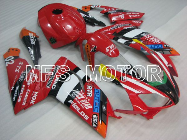 Aprilia RS125 2006-2011 Injection ABS Fairing - Others - Red - MFS4247