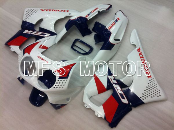 Honda CBR900RR 893 1992-1993 ABS Fairing - Factory Style - Blue White - MFS4256