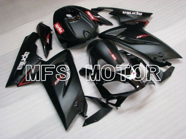 Aprilia RS125 2006-2011 Injection ABS Fairing - Factory Style - Black - MFS4261
