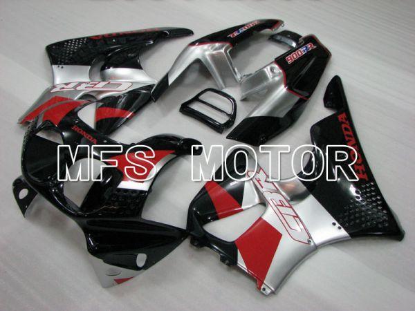 Honda CBR900RR 893 1992-1993 ABS Fairing - Factory Style - Black Silver - MFS4268