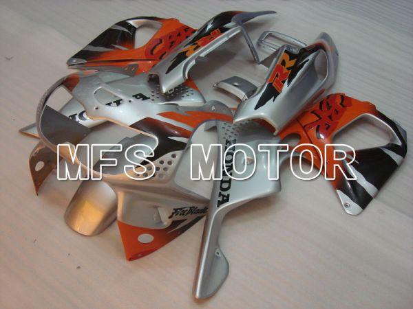 Honda CBR900RR 893 1994-1995 ABS Fairing - Factory Style - Orange Silver - MFS4273