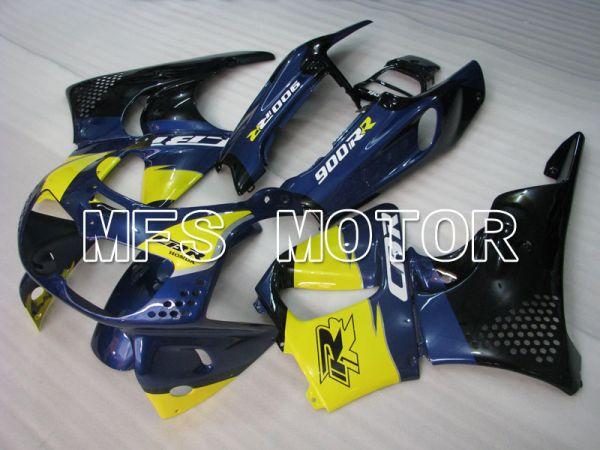 Honda CBR900RR 893 1994-1995 ABS Fairing - Factory Style - Blue Yellow - MFS4289