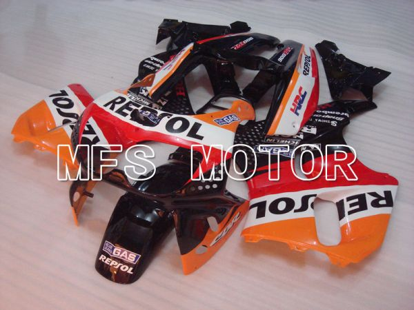 Honda CBR900RR 893 1994-1995 ABS Fairing - Repsol - Black White Orange - MFS4299