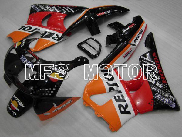 Honda CBR900RR 893 1994-1995 ABS Fairing - Repsol - Black Red Orange - MFS4301