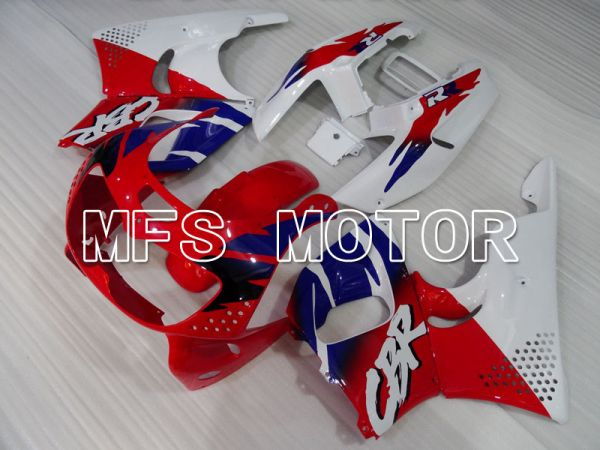 Honda CBR900RR 893 1994-1995 ABS Fairing - Factory Style - Red White - MFS4320