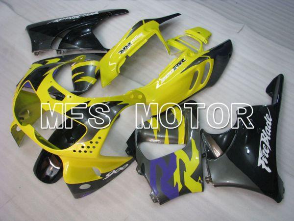 Honda CBR900RR 919 1996-1997 ABS Fairing - Others - Black Yellow - MFS4323