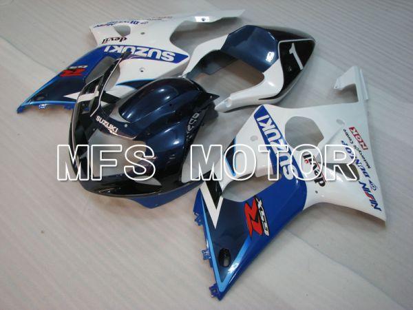 Suzuki GSXR1000 2000-2002 Injection ABS Fairing - Others - Blue White - MFS4329