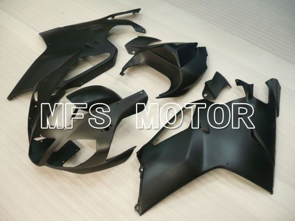 Aprilia RSV 1000 R 2004-2009 ABS Fairing - Factory Style - Black Matte - MFS4343