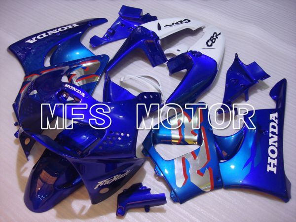 Honda CBR900RR 919 1998-1999 ABS Fairing - Factory Style - Blue White - MFS4348