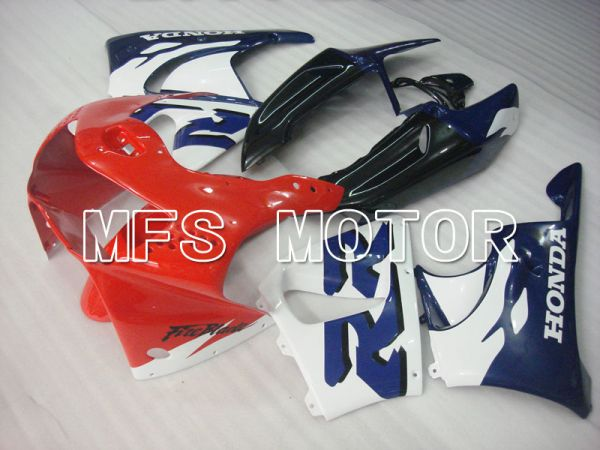 Honda CBR900RR 919 1998-1999 ABS Fairing - Factory Style - Blue White Red - MFS4363