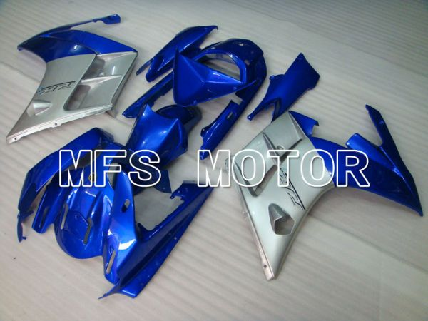 Yamaha FJR1300 2002-2006 ABS Fairing - Factory Style - Blue Silver - MFS4370