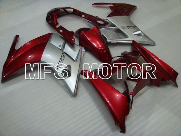 Yamaha FJR1300 2002-2006 ABS Fairing - Factory Style - Red Silver - MFS4373