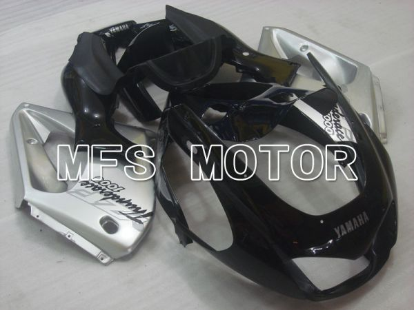 Yamaha YZF1000R 1997-2007 ABS Fairing - Factory Style - Black Silver - MFS4386