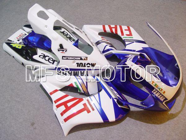 Yamaha YZF1000R 1997-2007 ABS Fairing - FIAT - Blue White - MFS4389
