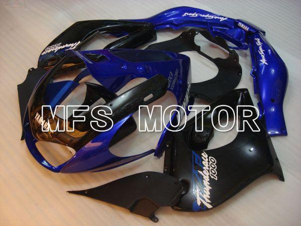 Yamaha YZF1000R 1997-2007 ABS Fairing - Factory Style - Black Blue - MFS4400