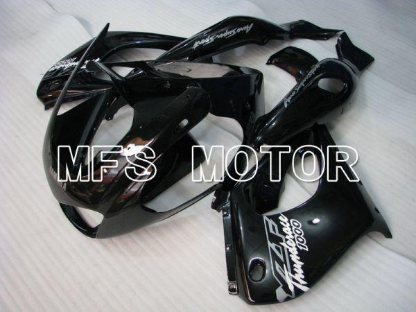 Yamaha YZF1000R 1997-2007 ABS Fairing - Factory Style - Black - MFS4403