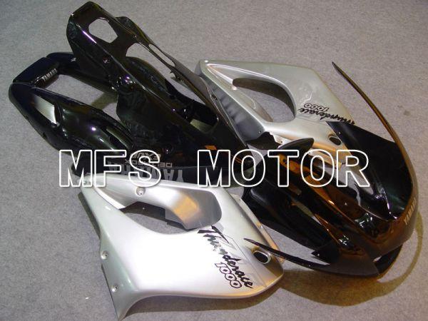 Yamaha YZF1000R 1997-2007 ABS Fairing - Factory Style - Black Silver - MFS4409