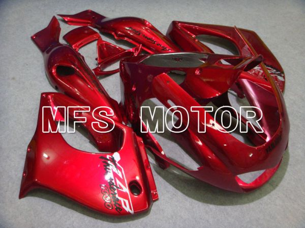 Yamaha YZF1000R 1997-2007 ABS Fairing - Factory Style - Red wine color - MFS4411